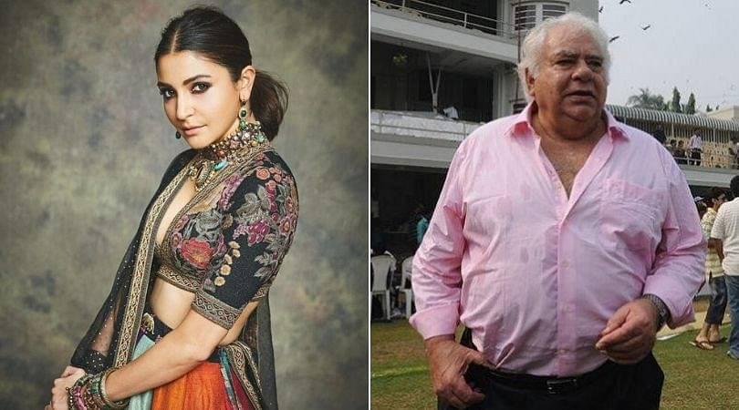 "Anushka Sharma slams Farokh Engineer post his ""selectors serving her tea"" statement"