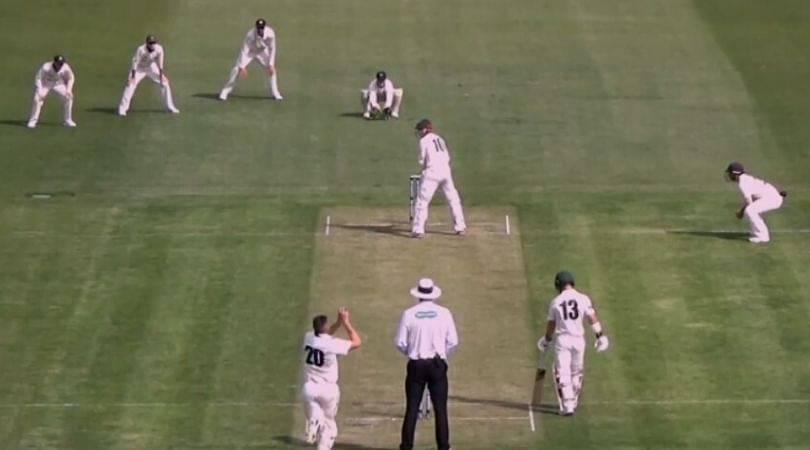 George Bailey batting stance vs Victoria: Watch Tasmania batsman adopts unusual batting technique in Sheffield Shield