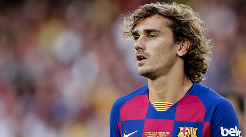 Barcelona fans believe that Lionel Messi and Luis Suarez are purposely ignoring Antoine Griezmann