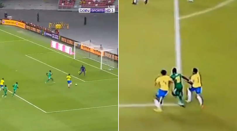 Liverpool News: Watch Roberto Firmino and Sadio Mane score goal and win penalty during Brazil vs Senegal