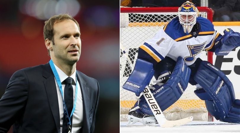 Chelsea News: Petr Cech signs for Ice Hockey side till end of the season