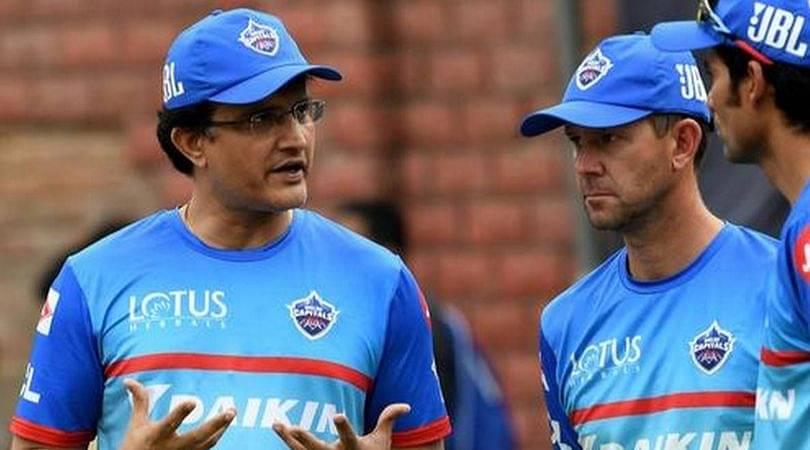 IPL 2020 News: Will Sourav Ganguly mentor Delhi Capitals in IPL 2020?