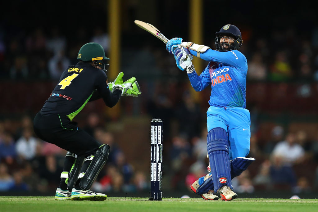 Dinesh Karthik aims at MS Dhoni-like finishing role in 2020 ICC T20 World Cup
