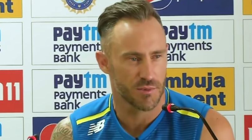 WATCH: Faf du Plessis opts out of toss ahead of third Test vs India in Ranchi