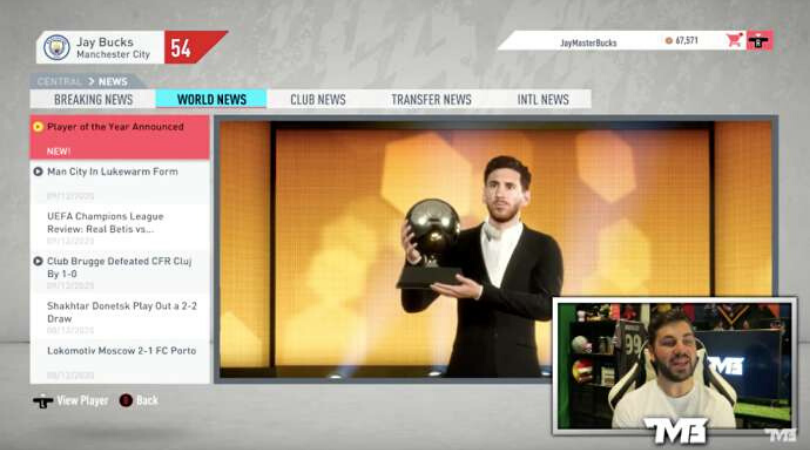 FIFA 20 predicts Ballon d'Or winners from 2019 to 2033