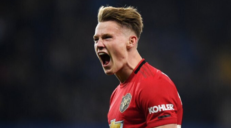Fans call for Scott McTominay to be made United captain after his video goes viral