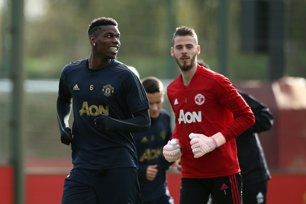 Man Utd Vs Liverpool: Manchester United next match predicted lineup without Pogba and De Gea