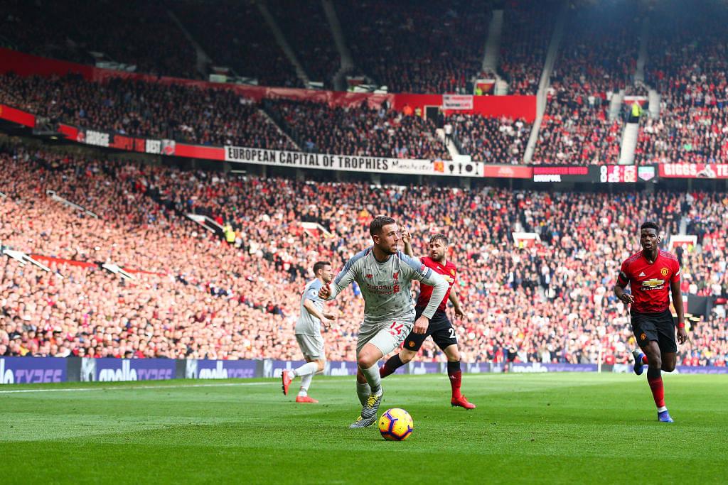 LIV vs MUN Dream11 Prdiction : Liverpool Vs Manchester United Best Dream 11 Team for Premier League 2019-20