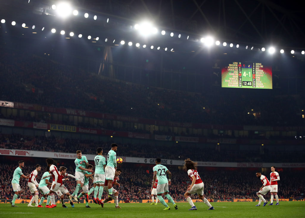 Arsenal Vs Bournemouth: How Unai Emery's Gunners could lineup aginst Bournemouth in gameweek 8