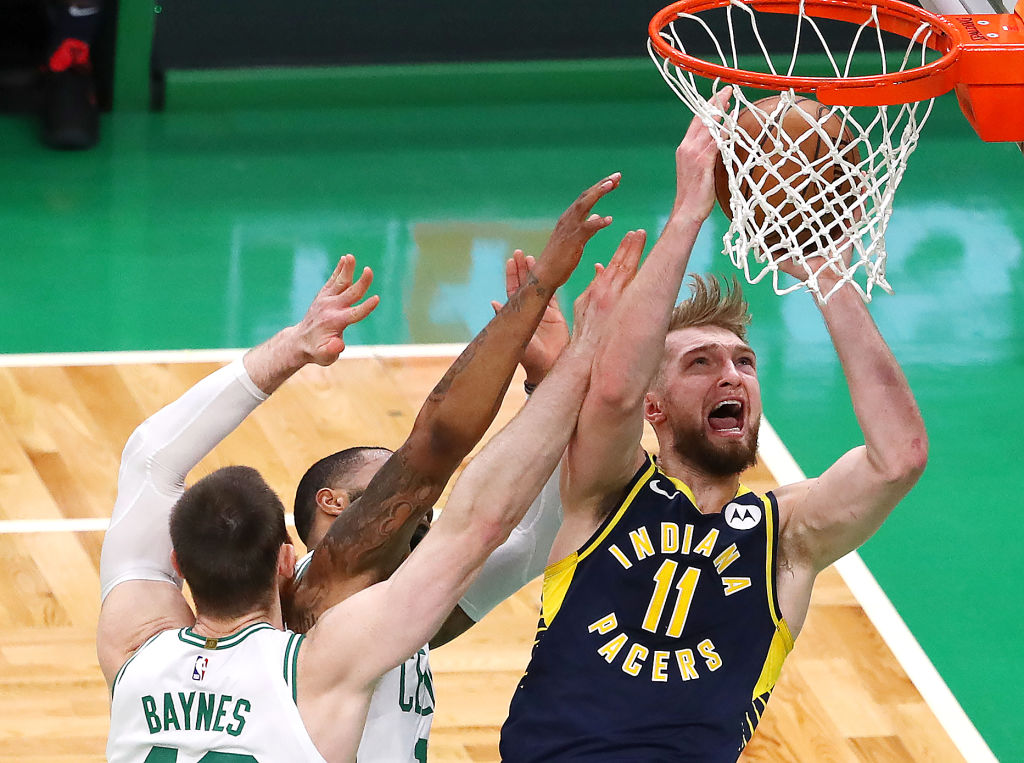 Sabonis Inury Update : Domantas Sabonis returns to NBA bubble, may feature in later games