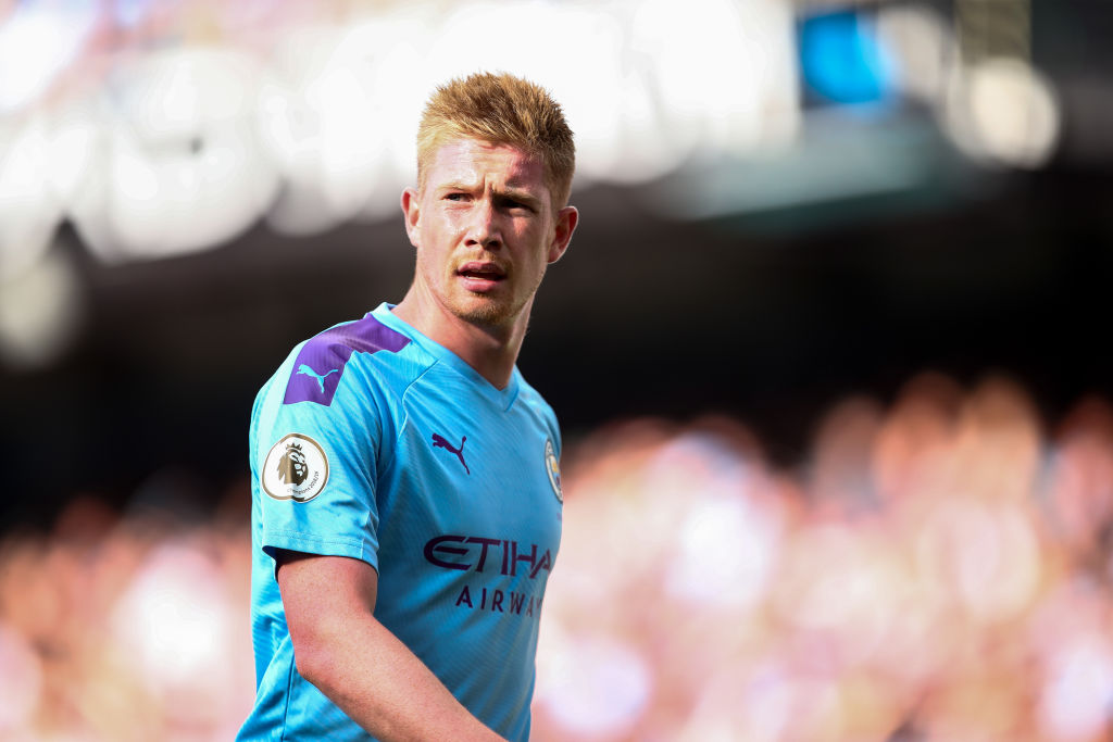 Kevin De Bruyne Injury: Three potential replacements for Manchester City midfielder in FPL Gameweek 8