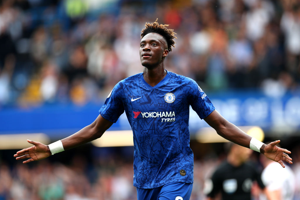 """Shut up man"": Tammy Abraham Refuses To Buy Saka's Claims Of Him Deliberately Chipping Mendy"