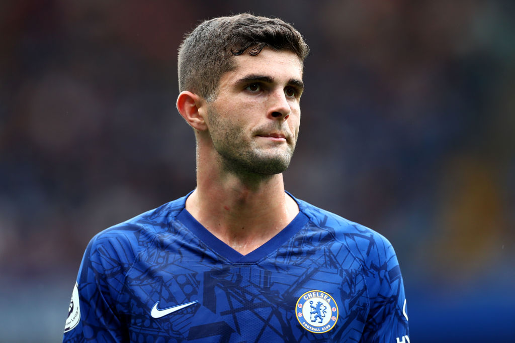 Chelsea News: Christian Pulisic already considering his Chelsea Future after Lampard snub