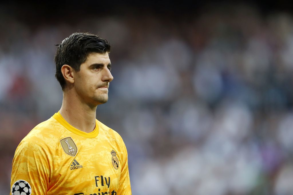 Real Madrid News: Thibaut Courtois anxiety related problems revealed after half-time substitution vs Brugge