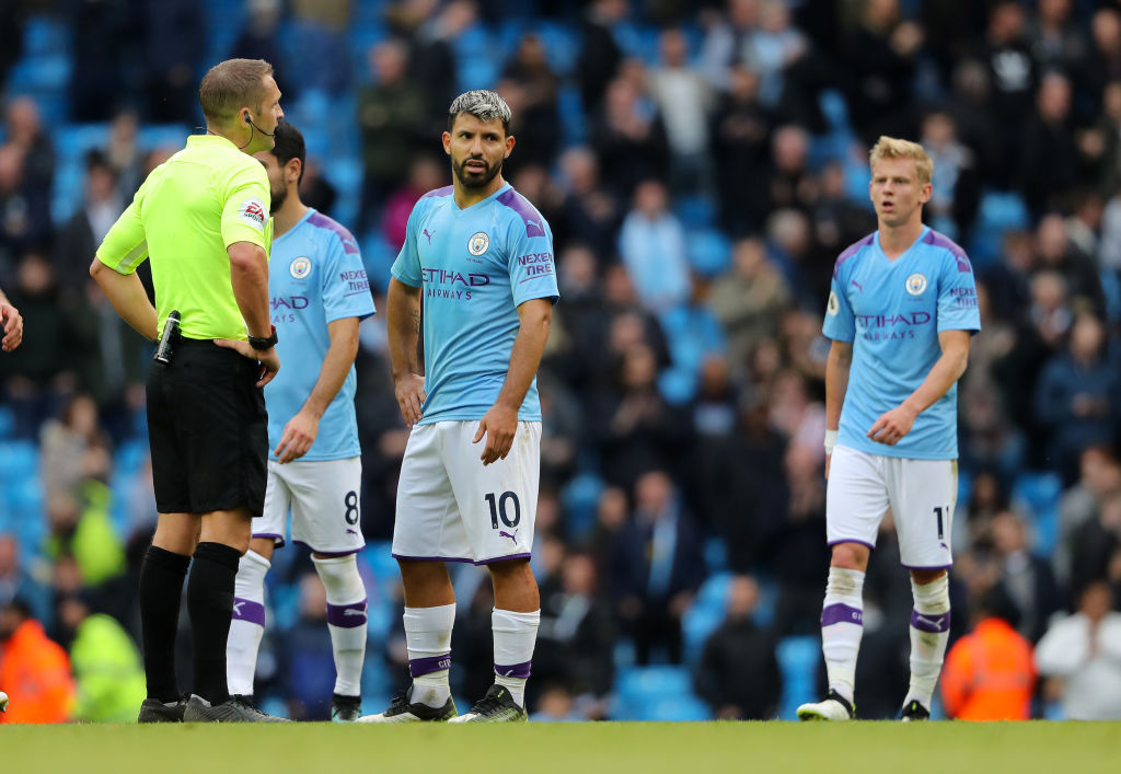 Sergio Aguero injury: Three potential replacements for Manchester City striker in FPL Game week 9