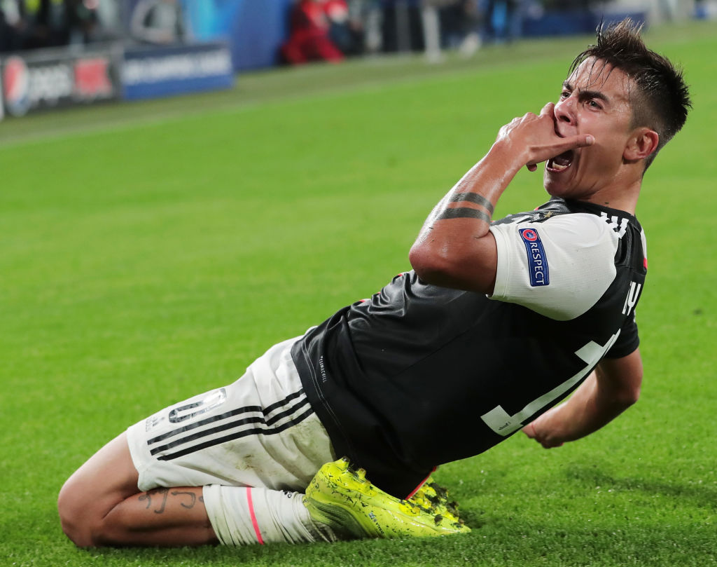 Watch: Paulo Dybala goals for Juventus Vs Lokomotiv Moscow in Champions League group stage round 3