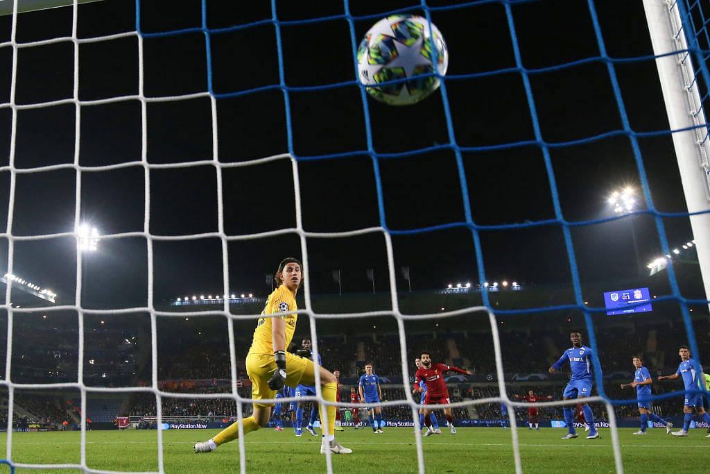 Alex Oxlade Chamberlain goal Vs Genk: Watch Liverpool star scoring worldie in Champions League