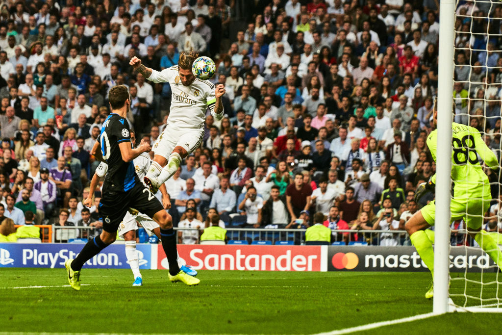 Sergio Ramos Goal Controversy: VAR allows Real Madrid goal but was Ramos offside?