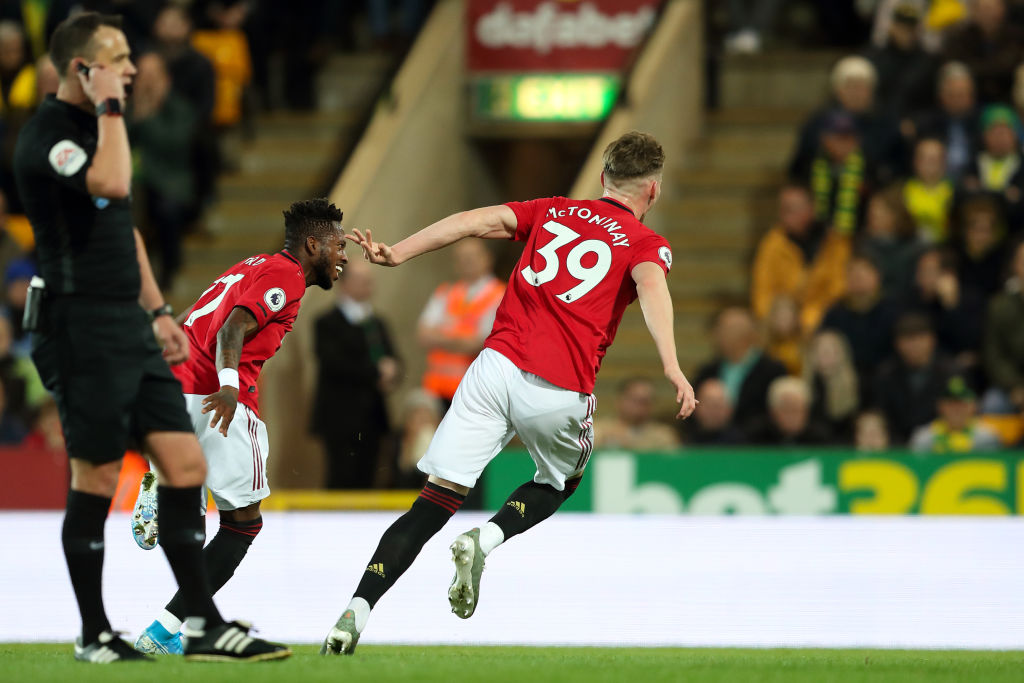 Manchester United beat Liverpool, Chelsea and Arsenal to make Premier League history