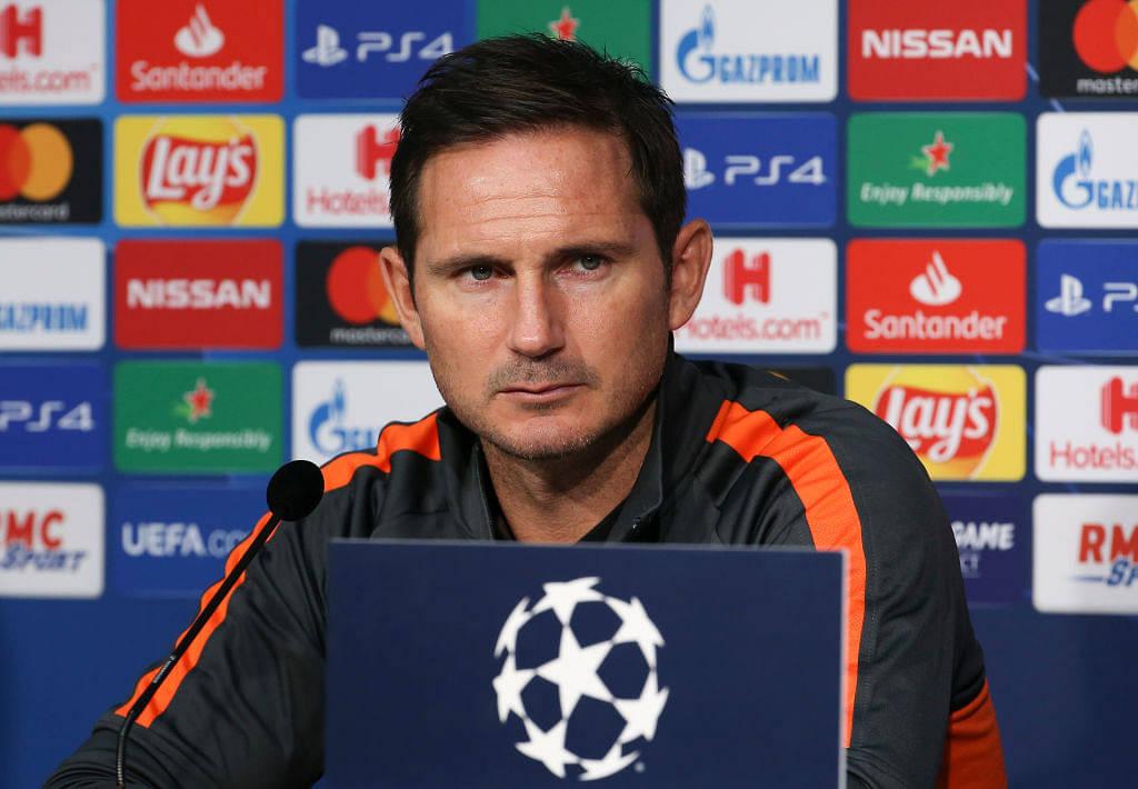 Frank Lampard names new Chelsea vice-captain