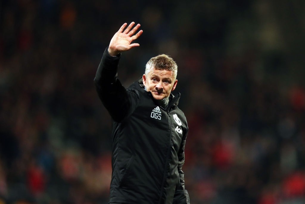 Man Utd News: Ole Solskjaer sends private message to Manchester United fan before de-activating his account