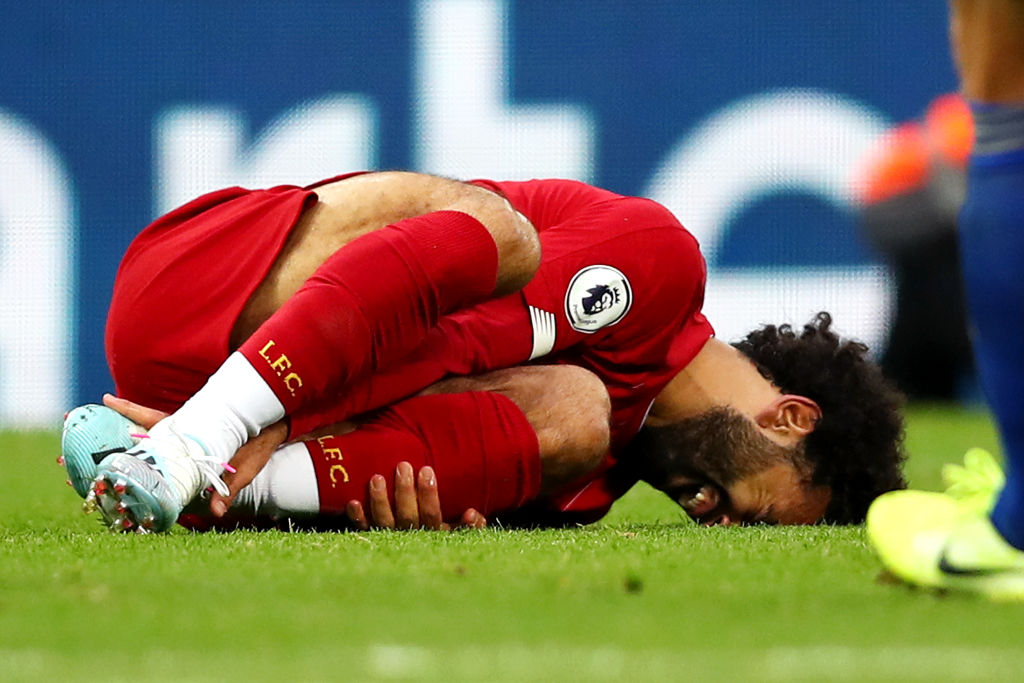 Mohamed Salah Injury update: Will Liverpool star face Manchester United after International Break?