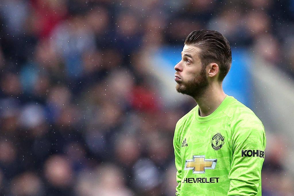 David De Gea slams Man Utd teammates after unacceptable performance vs Newcastle