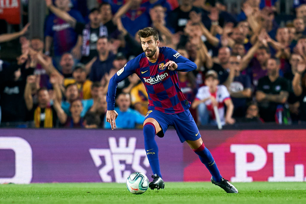 Barcelona News: Gerard Pique deliberately picks yellow card against Sevilla to not miss El Clasico reports claim