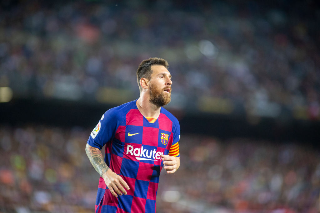 Man United News: Barcelona are planning to make Manchester United's top target Lionel Messi's successor