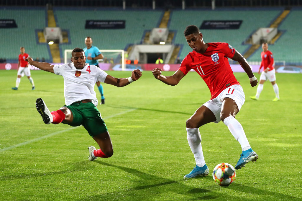 Marcus Rashford goal Vs Bulgaria: English striker scores thrilling goal against Bulgaria