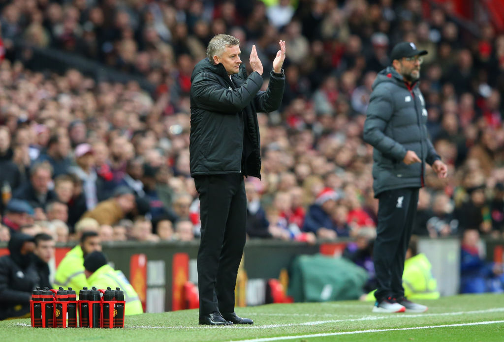 Video shows Ole Gunnar's tactical brilliance in the game vs Liverpool