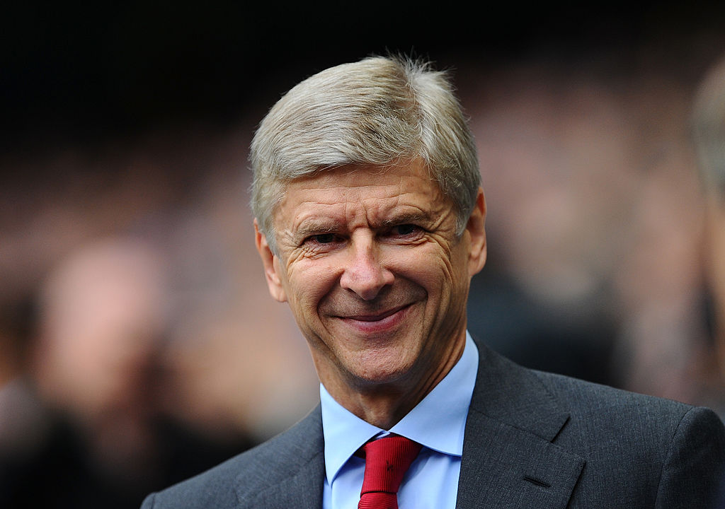 Arsene Wenger: Former Arsenal Manager linked with a fallen European Giant
