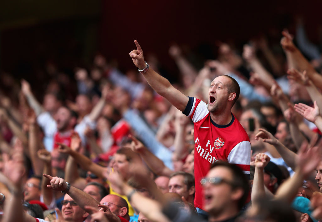 All English Clubs ranked from 'Elite' to 'S**t' based on away support