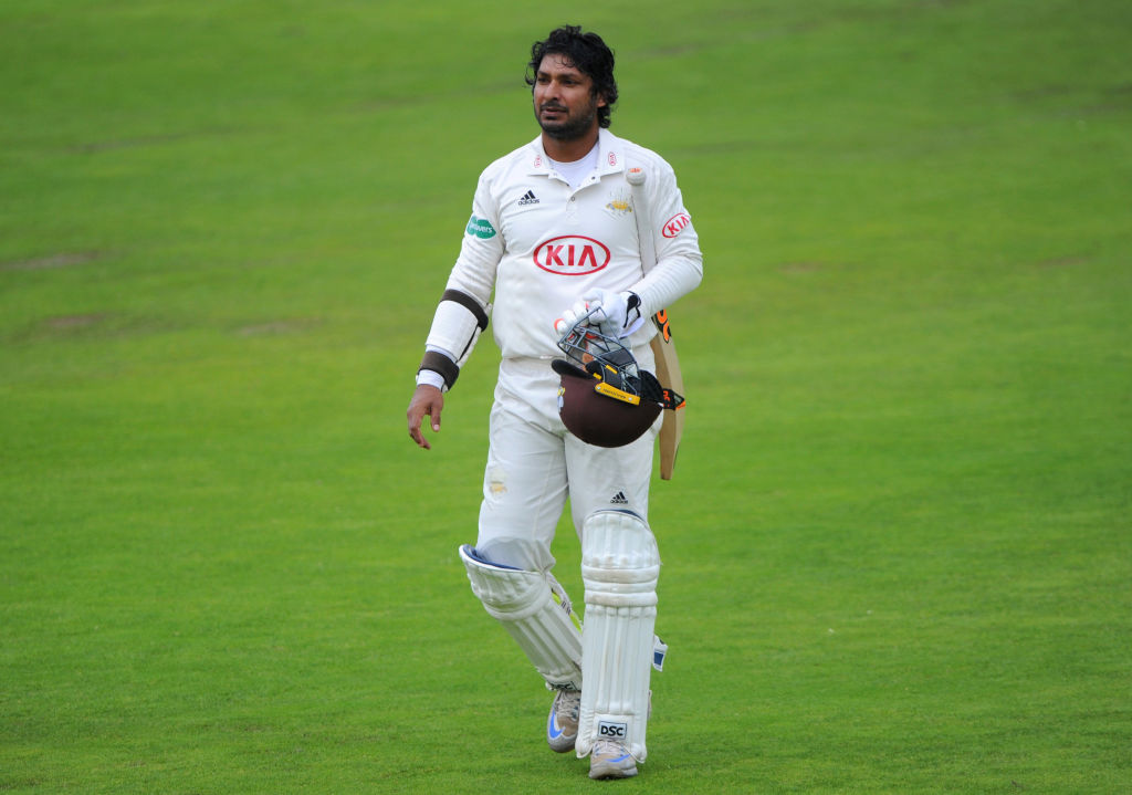 Kumar Sangakara includes only one Indian in his all time playing XI