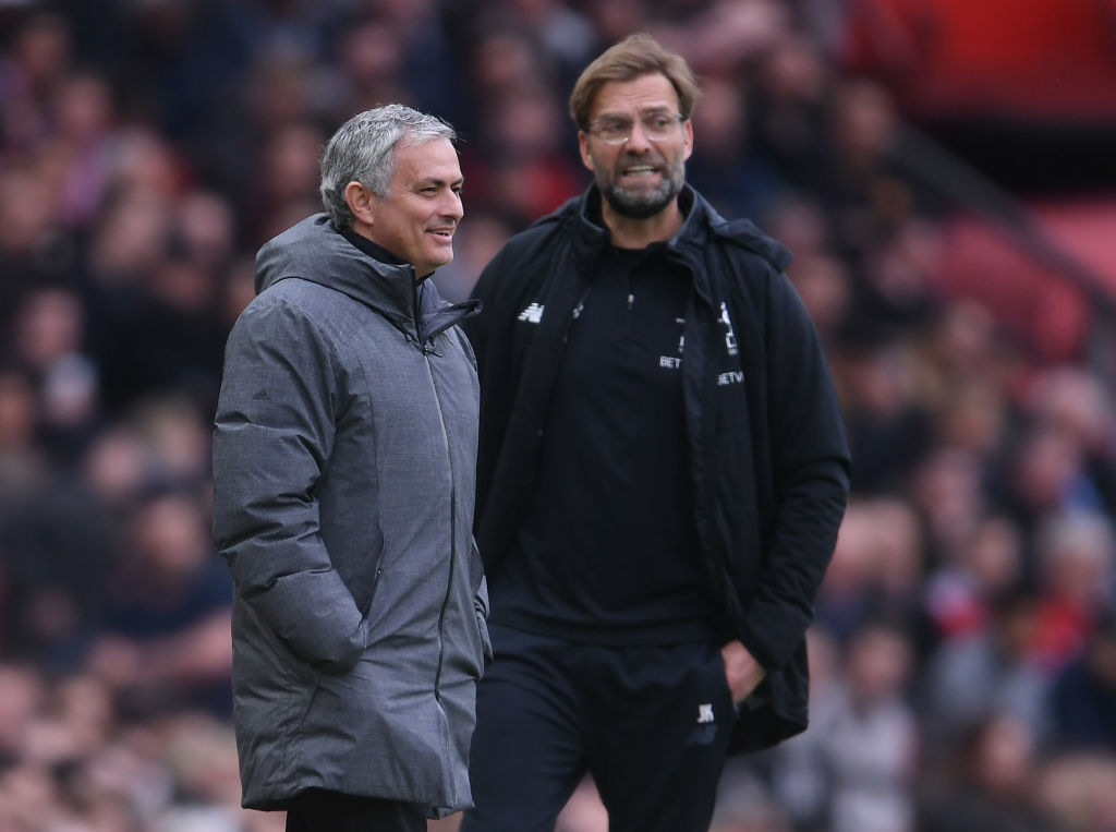 Man Utd News: Jose Mourinho hits out at Jurgen Klopp for his comments on United's defensive approach