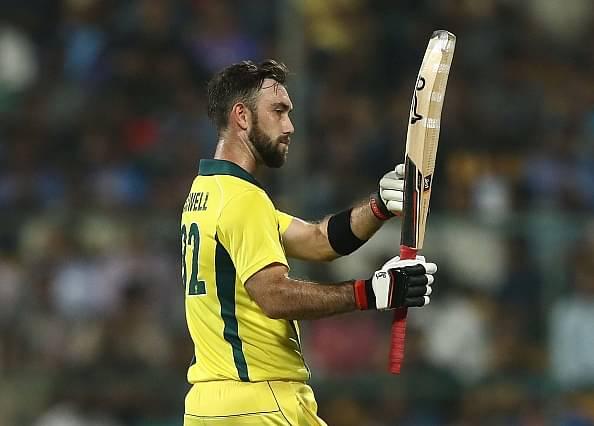 Glenn Maxwell news: Australian all-rounder takes break from cricket for mental health reasons