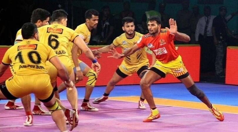 HYD vs GUJ Dream11 Team Prediction For Today's Telugu Titans Vs Gujarat Fortunegiants Pro Kabaddi League 2019 Match