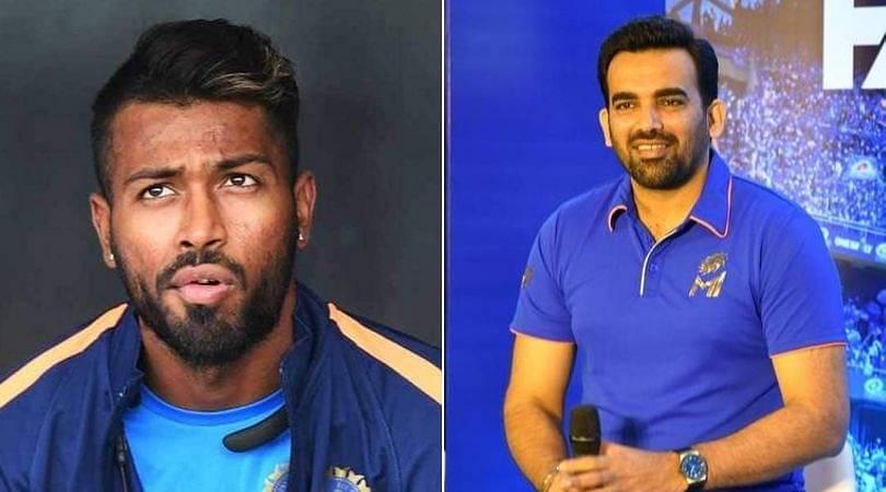 Twitter bashes Hardik Pandya for posting 'disrespectful' birthday wish for Zaheer Khan