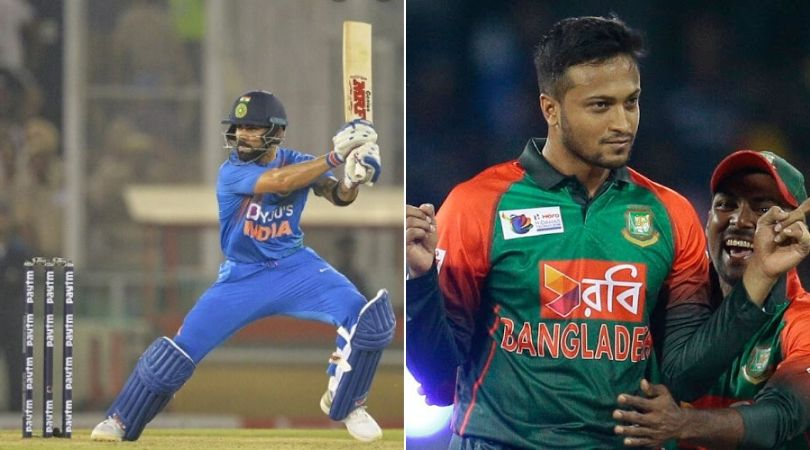 IND vs BAN T20I fixtures: When and where will India and Bangladesh play T20I series?