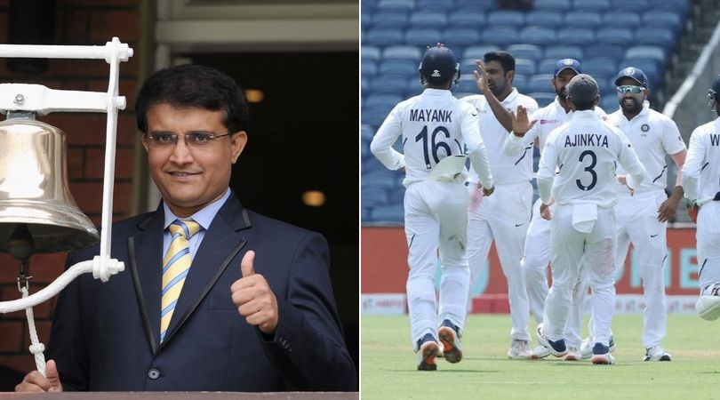Sourav Ganguly News: Will India play day-night Test in ICC World Test Championship?