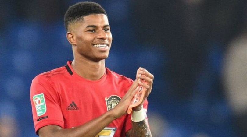 Marcus Rashford hilariously forgets what competition he just played in after helping United beat Chelsea