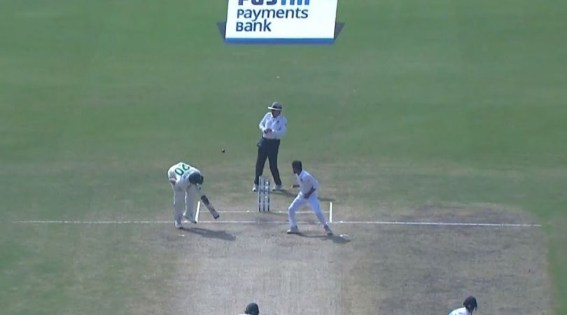 Shahbaz Nadeem caught and bowled vs South Africa: Watch Indian spinner's peculiar catch to dismiss Lungi Ngidi