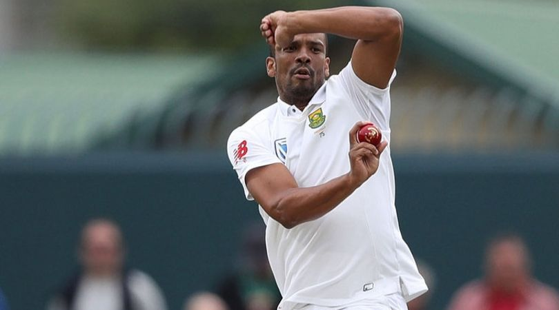 Vernon Philander News: What is South African pacer's Test bowling record in India?