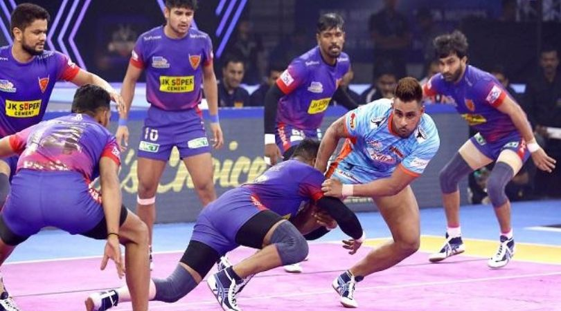 BEN vs DEL Dream11 Team Prediction : Dabang Delhi K.C. Vs Bengal Warriors Final Pro Kabaddi League 7 Match 2019