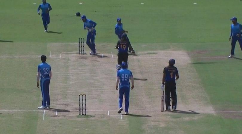 Viijay Hazare Trophy 2019-20: Watch Suresh Kumar and Paras Dogra create mayhem while running between wickets