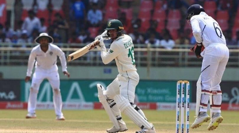 Twitter reactions on Quinton de Kock's fifth Test century vs India in Visakhapatnam