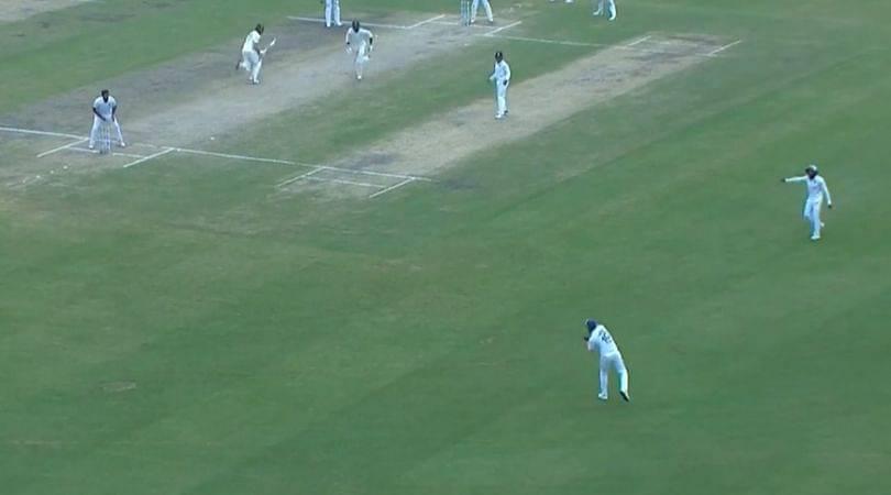 WATCH: Umesh Yadav's pinpoint throw runs out Kagiso Rabada in Ranchi Test