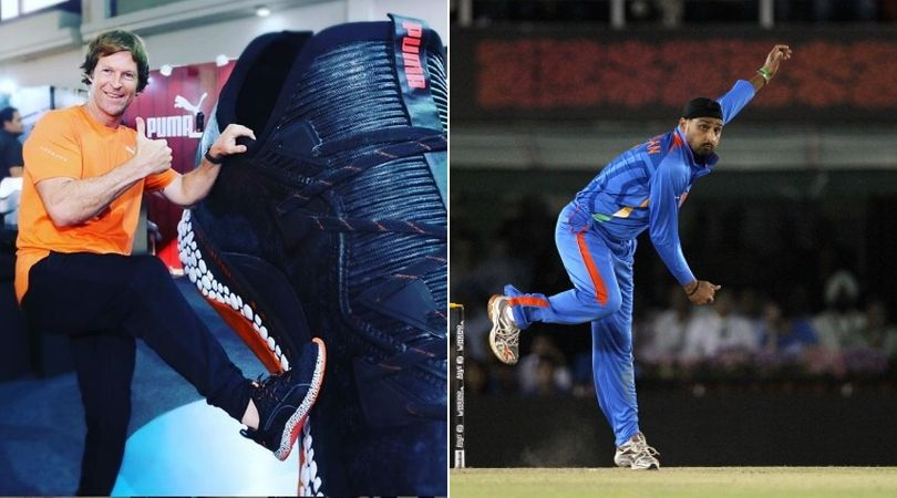 Jonty Rhodes hilariously responds to Harbhajan Singh's suggestion of playing Ranchi Test