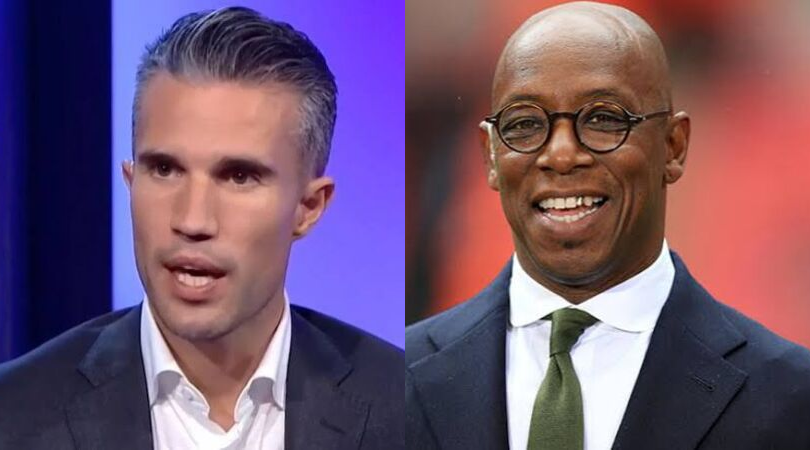 Arsenal News Robin Van Persie and Ian Wright slam Unai Emery after draw vs Manchester United