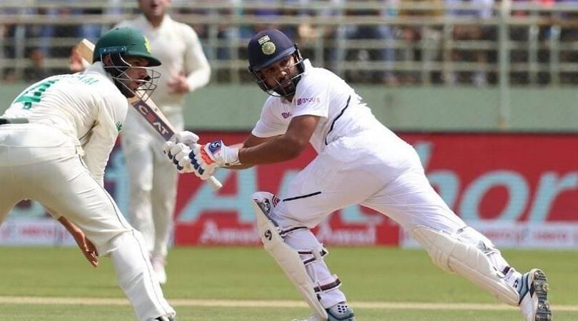 WATCH: Rohit Sharma registers maiden half-century as Test opener; Virat Kohli celebrates